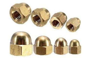 Brass-Dome-Nut